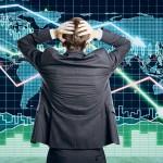 Tormenta financiera