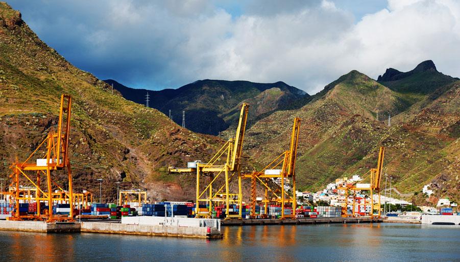 Tenerife-puerto