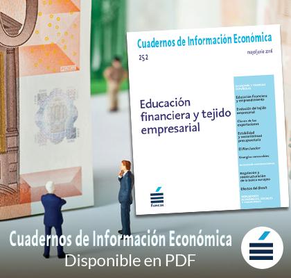 Cuadernos de información Económica 252