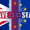 El estado del 'Brexit'