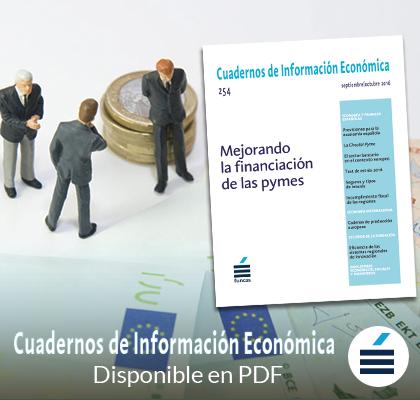 Cuadernos de información Económica 254
