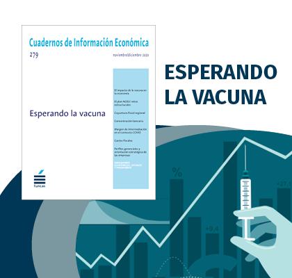 Cuadernos de Información Económica 279 | Esperando la vacuna