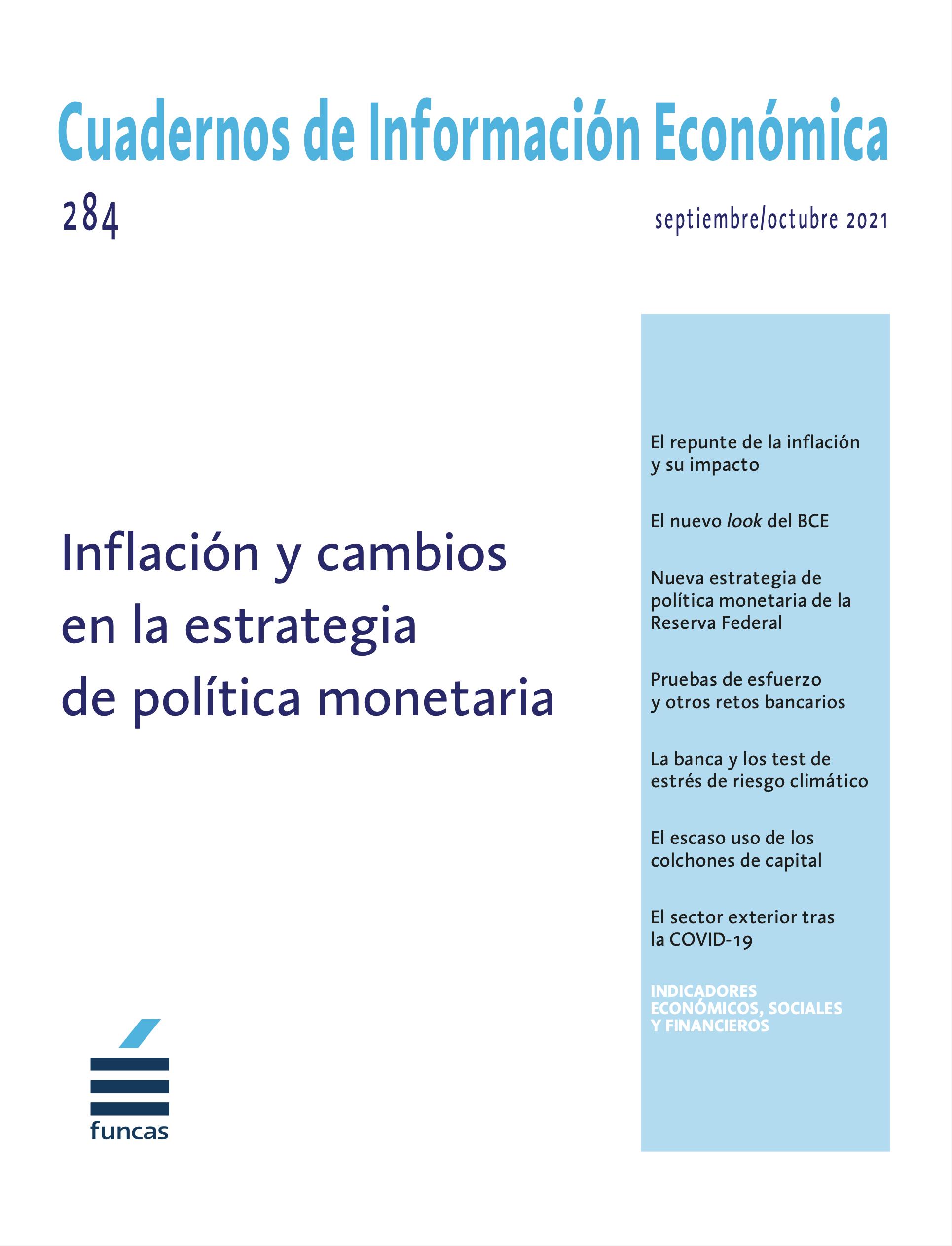 Cuadernos de Información Económica 284